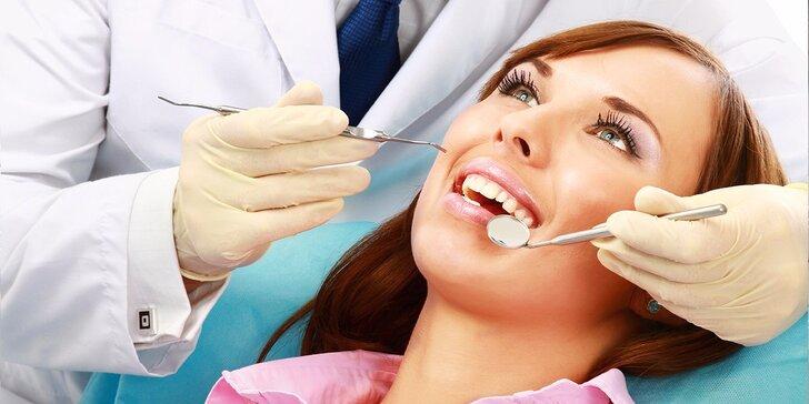 Komplexná profesionálna dentálna hygiena