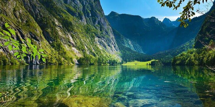 1-dňový poznávací zájazd na Orlie hniezdo a jazero Konigsee