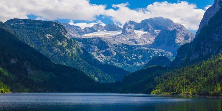 Dovolenka v rakúskych Alpách - Schladmingské Taury