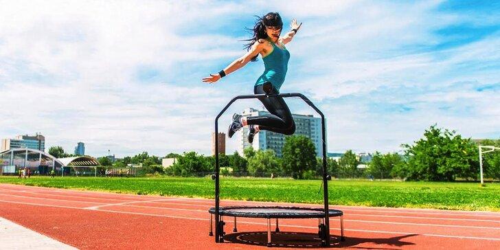 Jump4Joy a Round Jump! Skočte z trampolíny rovno do nového a zdravého tela!