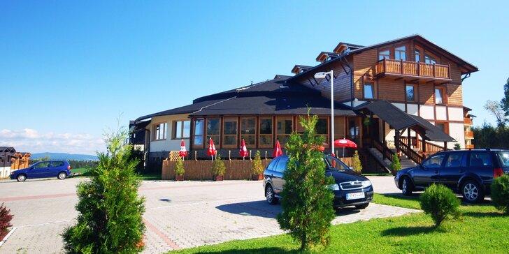 Najkrajšia dovolenka v Tatrách v novozrekonštruovanom Hoteli EUFÓRIA***
