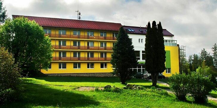 Dovolenka pre 2 osoby vo Vysokých Tatrách v Hoteli Lesana*** s novým wellness za vynikajúcu cenu!