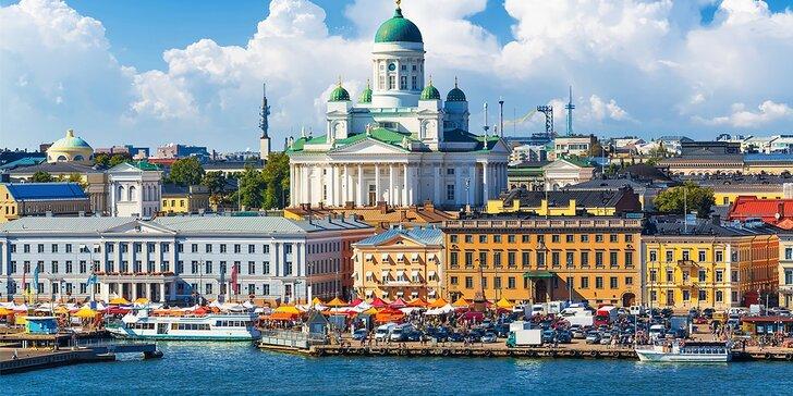Jedinečná príležitosť ochutnať čaro Fínska a pobaltských krajín. Výhodný termín s 2 štátnymi sviatkami!
