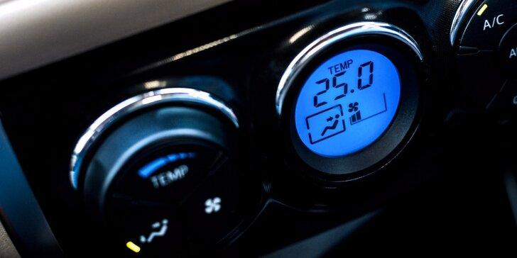 Až trojročná preventívna údržba klimatizácie s možnosťou ozónového či ultrazvukového čistenia