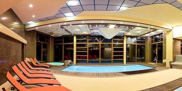 Aktívna rodinná dovolenka so špičkovým wellness pre 6 osôb v rezorte Wellness Hotela Orava*** so športoviskami, wellness a polpenziou
