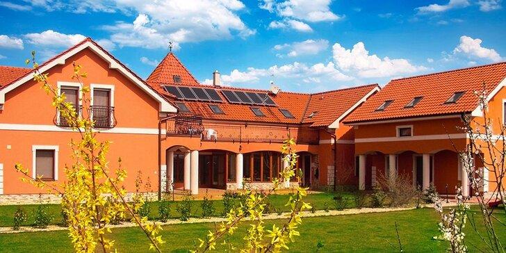 Letný pobyt v nových apartmánoch Villa Lagúna pri kúpalisku Thermal Corvinus Veľký Meder