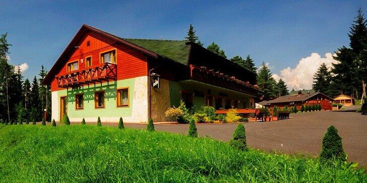 Letný alebo skorý jesenný pobyt v Jasnej v Hoteli Poľovník*** s novým wellness centrom. Dieťa do 12 rokov zdarma!