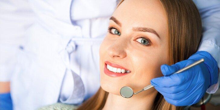 LETNÁ AKCIA za super cenu v top ambulantnej dentálnej hygiene s možnosťou bielenia! Otvorené aj v SOBOTU!