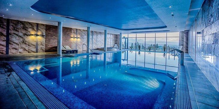 Exkluzívny relax vo Wellness Hoteli Bachledówka