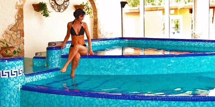 Luxusný a bohatý wellness pobyt na brehu Dunaja pre 2 osoby. Polpenzia a neobmedzené možnosti oddychu