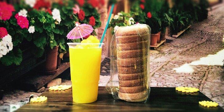 Lahodný trdelník a ľadová triešť či káva v MŇAM! Osvieženie tohto leta!