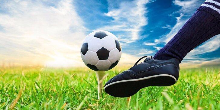 Zahrajte si FOOTGOLF! Zábava pre golfistu i futbalistu zaručená!