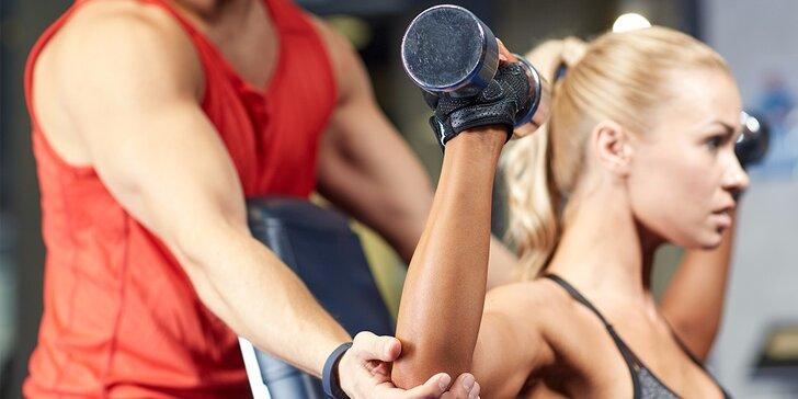 Štíhle telo vďaka tréningom s trénerom vo Fitness Pohoda