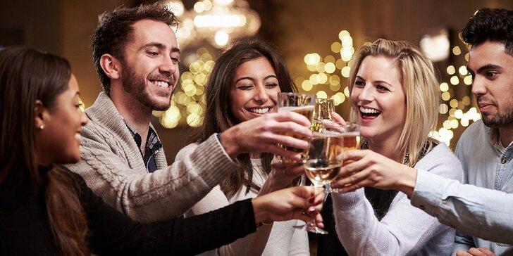 Luxusná súkromná párty s konzumáciou 300 € v cene pre 30 osôb v Day & Night cafe