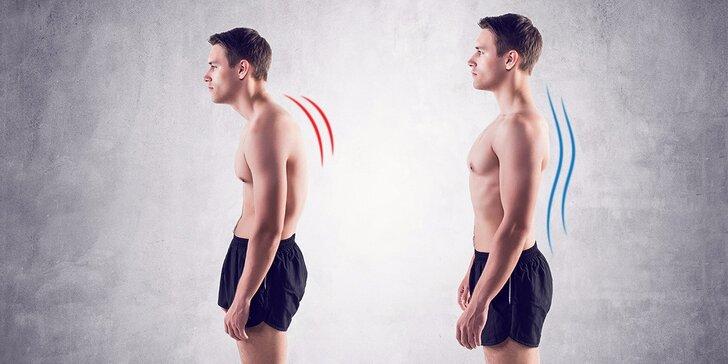 Uľavte bolestiam chrbta! Cvičenie pomocou metódy SM – spirálnej stabilizácie s certifikovaným trénerom