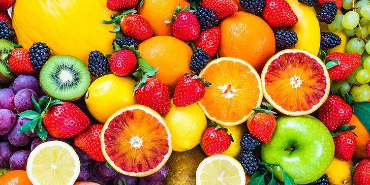 1,7 kg exotického ovocia Premium FreshFruit Pack! Zásobujte sa vitamínmi!