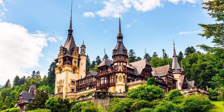 LAST MINUTE za skvelú cenu! Spoznajte Transylvániu a Rumunsko a prejdite sa po horskom priechode Transfăgărășan, BEZ NOČNÝCH JÁZD