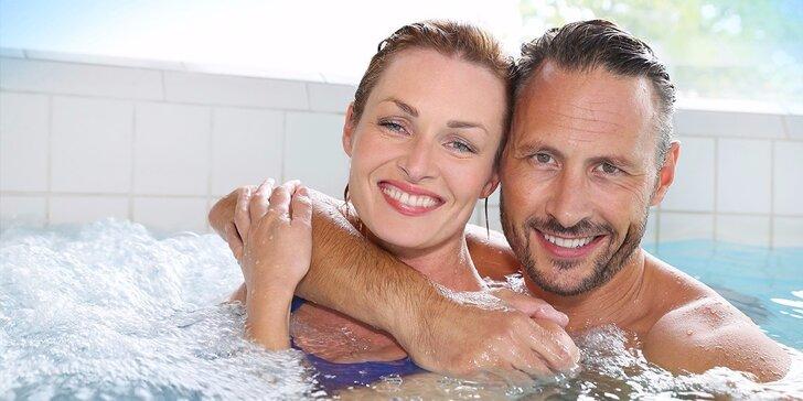 Pobyt v TERMÁLNYCH kúpeľoch na 3 či 4 dni s polpenziou a deťmi do 2,99 rokov zdarma