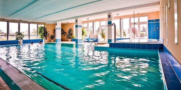 Jesenný relaxačný pobyt s neobmedzeným wellness a masážou pre 2 osoby v Hoteli Prameň*** v Dudinciach