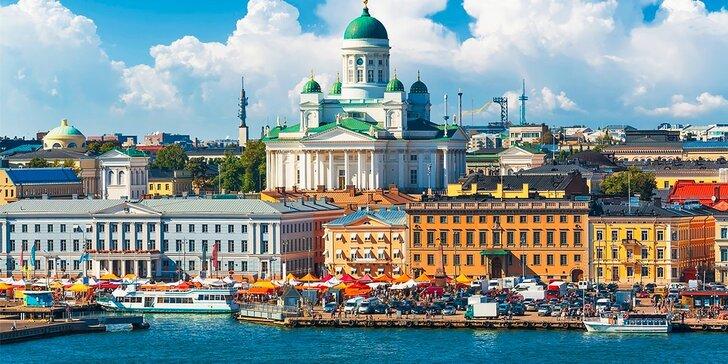 Jedinečná príležitosť ochutnať čaro Fínska a pobaltských krajín počas 6-dňového zájazdu!