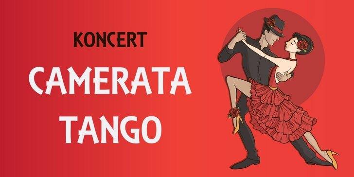 Staromestské kultúrne leto 2016! Koncert CAMERATA TANGO - argentínske tango!