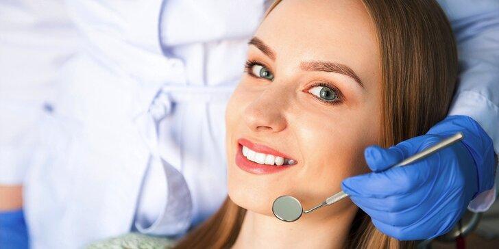 AKCIA za super cenu v top ambulantnej dentálnej hygiene s možnosťou bielenia! Otvorené aj v SOBOTU!