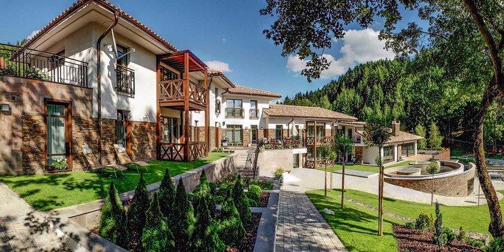 Exkluzívny pobyt na Orave pre najnáročnejších s privátnou jacuzzi na terase a neobmedzeným welllness.