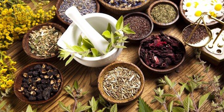 Kurzy praktického využitia bylín - kozmetika, tinktúry aj liečivé zmesi