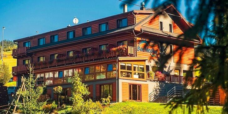 Po stopách Cínového kráľa Hohenloheho s Hotelom Bachledka**** Strachan. Návrat do čias bohatej aristokracie.