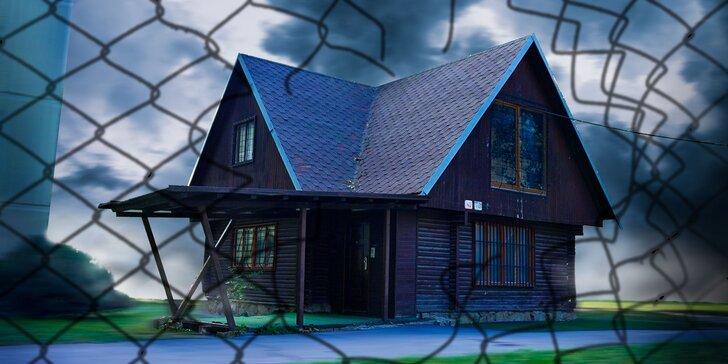 """Adrenalínová hra Escape Room """"Divný dom"""" - skvelý tip na darček!"""