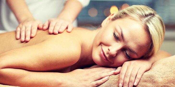 Indická masáž, medová detoxikačná, bankovanie alebo ďalšie procedúry a masáže