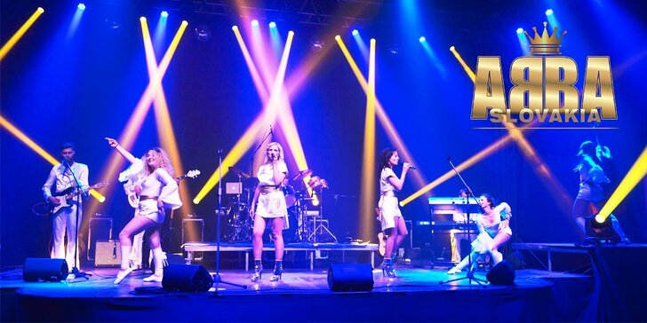ABBA SLOVAKIA TOUR – Thank You for the Music 2016