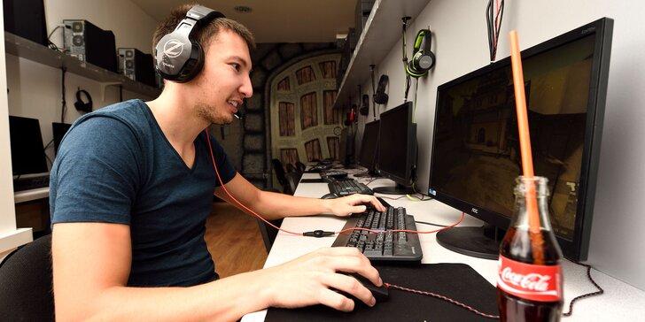 Prenájom PC alebo celej počítačovej miestnosti s možnosťou hrania hier