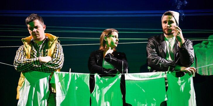 Vstupenka na divadelné predstavenie JASNE, V POHODE