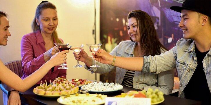 Usporiadajte si posedenie s priateľmi alebo rodinnú oslavu v Good Zone lounge bare!