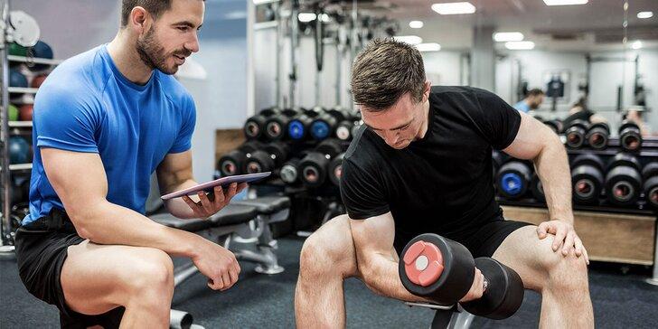 Profesionálne tréningy s trénerom a diagnostika pohybového systému a svalových dysbalancií. V ponuke aj taping!
