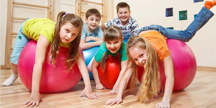 Všeobecná pohybová príprava pre deti od 5 do 12 rokov