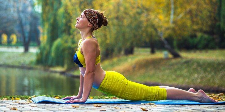 Power-jógový víkendový pobyt pre začiatočníkov