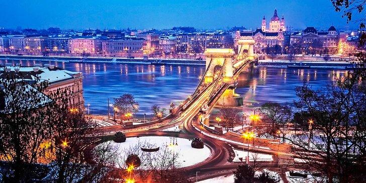 2- dňový zájazd do Budapešti s návštevou Tropikária, prehliadkou mesta a vianočnými trhmi