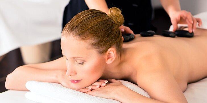 Vyberte si z troch liečebných masáži ako stvorenými pre jesenné počasie