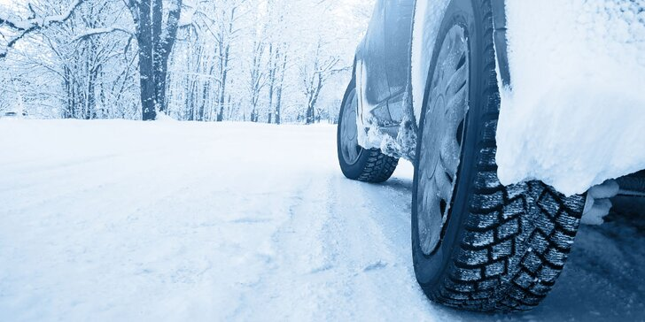 Výmena alebo kompletné prezutie letných kolies za zimné s vyvážením a kontrolou vozidla + darček