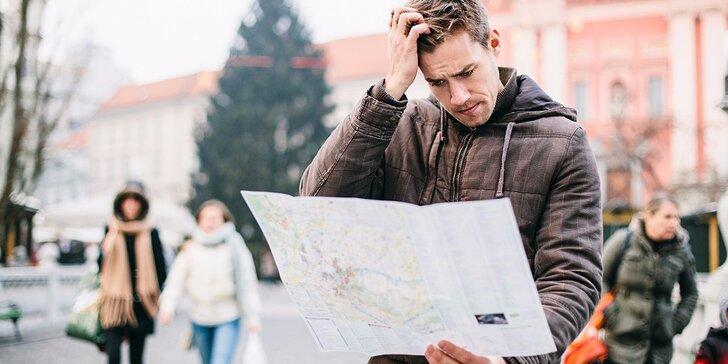 Escape hra v bratislavských uliciach - až 210 minút nervydrásajúceho napätia!