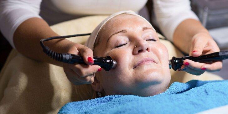 Exfoliačné ošetrenie natural, omladzujúce hydratačné ošetrenie alebo čistenie pleti ultrazvukom