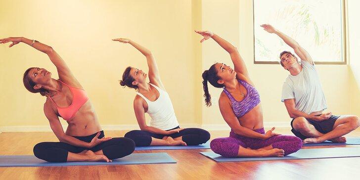 Skupinové cvičenia v BODY ZONE. Joga alebo SM SYSTÉM pre správne držanie tela, platničky, kĺby a svaly