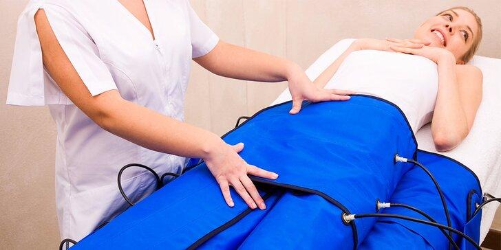 Kavitácia, vákuová masáž alebo lymfodrenáž počas hĺbkového čistenia pleti