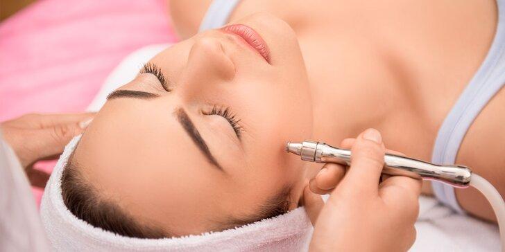 Moderné prístrojové ošetrenie a kozmetické balíčky pre krásnu pleť v ALL IN ONE - Beauty salon