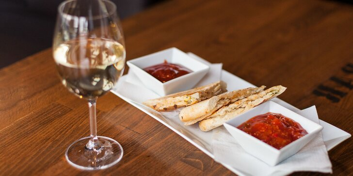 Osviežte sa s Panini a nápojom podľa svojho výberu - v ponuke aj víno!