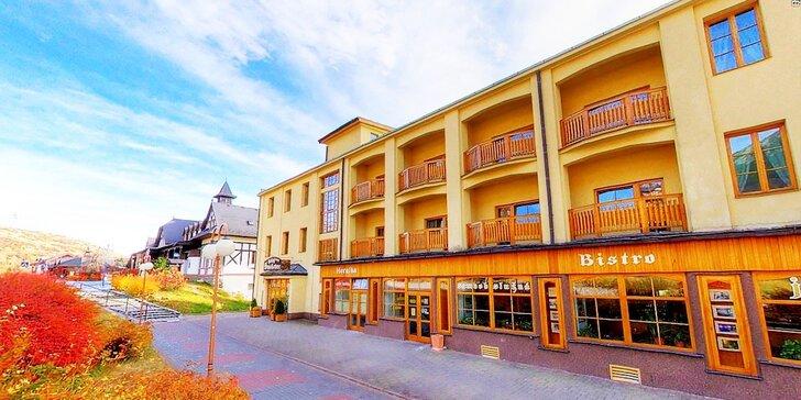 Jesenný pobyt v historickom Hoteli Smokovec***