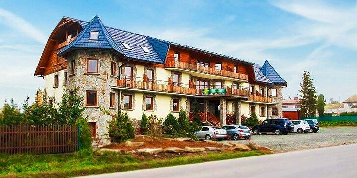Obľubený relaxačný pobyt na Orave, 7 min. od aquaparku Oravice a dieťa do 12 rokov zadarmo!