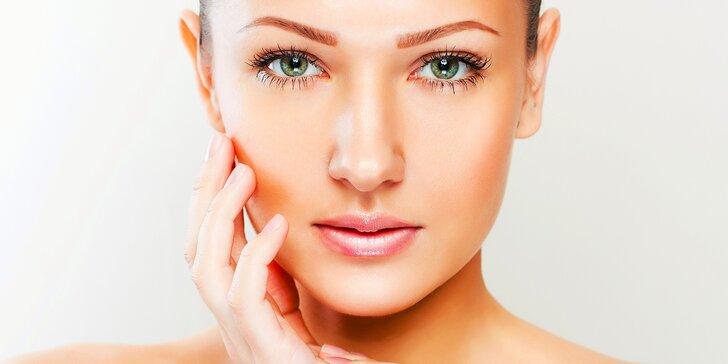 Peercing rollerová mezoterapia tváre, krku a dekoltu alebo kompletné ošetrenie pleti